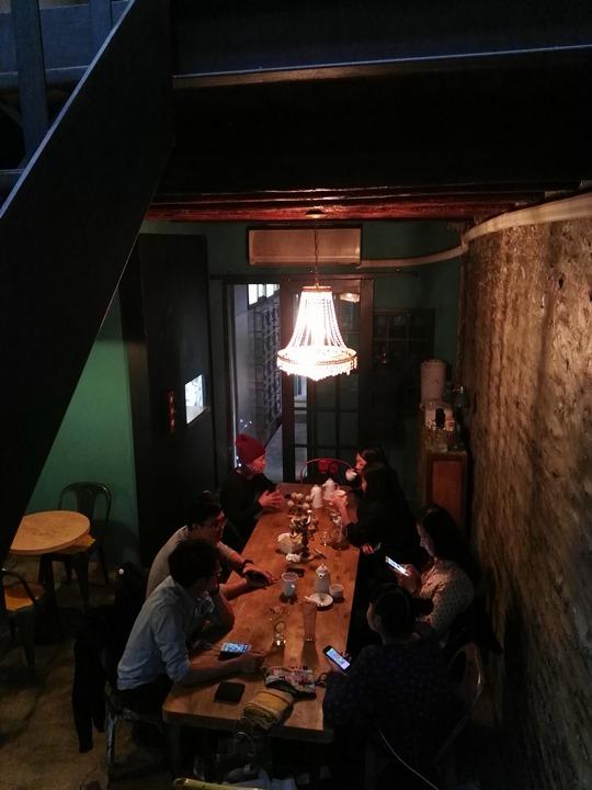 taikoooo06 台南-太古101咖啡 老宅咖啡廳 來一杯懷舊咖啡吧!
