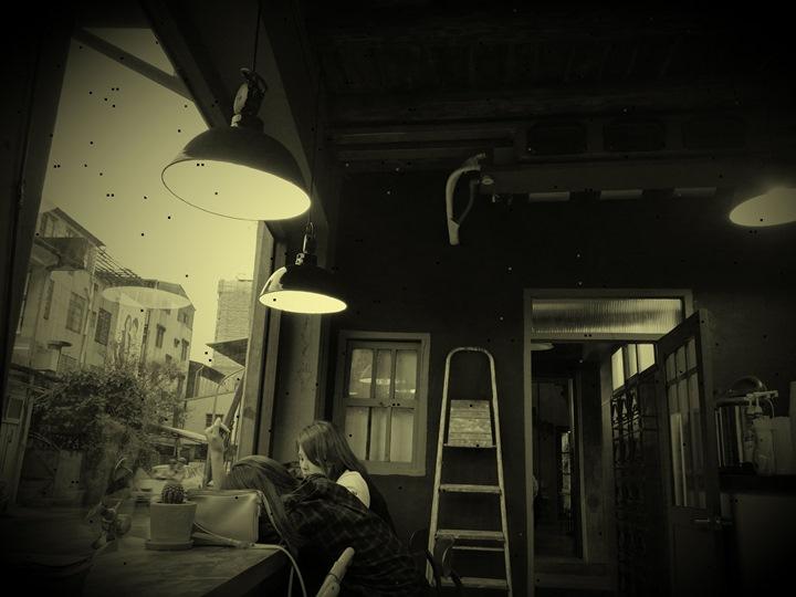 taikoooo09 台南-太古101咖啡 老宅咖啡廳 來一杯懷舊咖啡吧!
