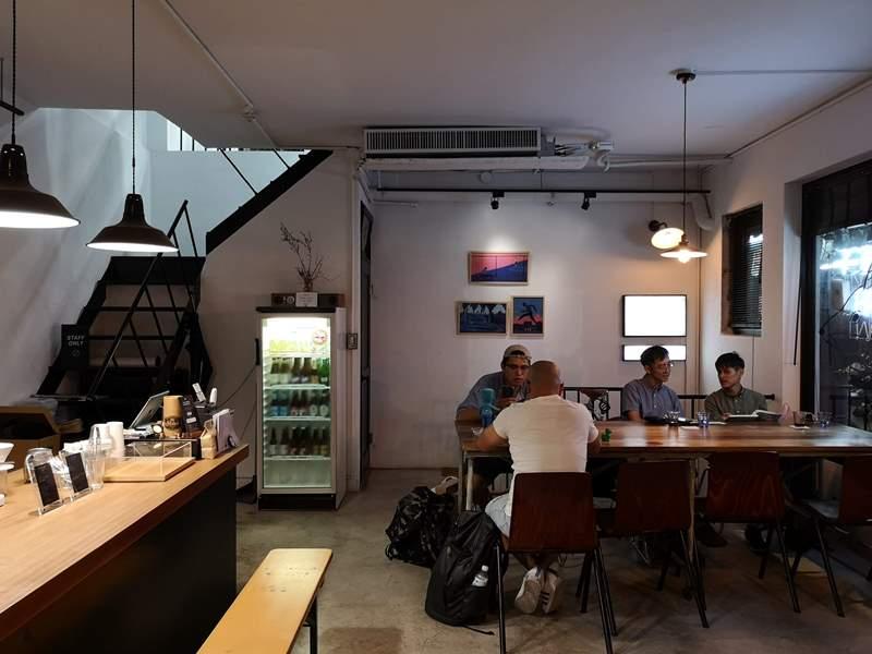 paperstcafe05 中正-華山旁可愛小咖啡館 Paper St.紙街咖啡