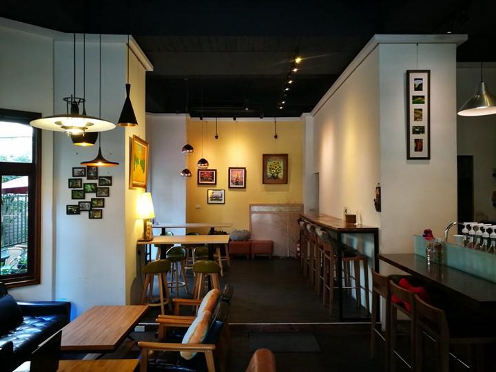ATCAFEE 中壢-At Cafe 輕鬆簡單悠閒的午後奶茶時光