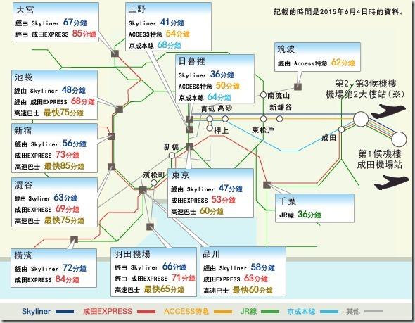 02_thumb_thumb Tokyo-成田機場第三航站 搭巴士進東京市區