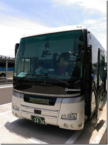 15_thumb_thumb Tokyo-成田機場第三航站 搭巴士進東京市區