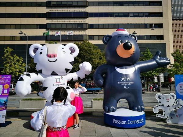 kuanghwamon14 Seoul-光化門/光化門廣場 首爾最熱鬧的廣場
