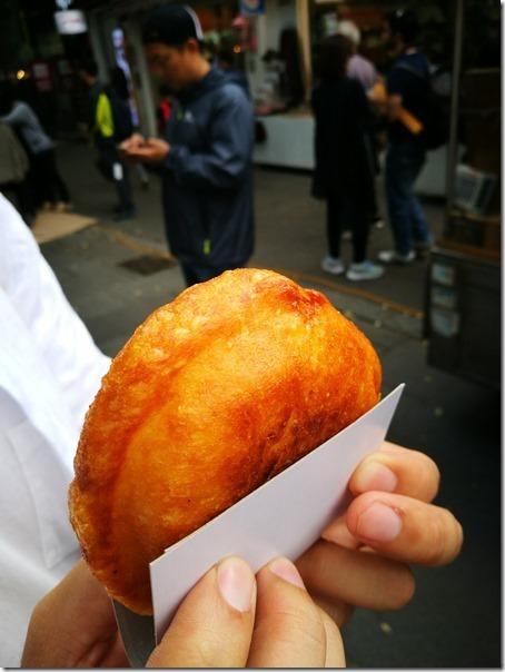 koreansugercake8_thumb Seoul-首爾街頭小吃糖餅 外酥內甜 天冷好夥伴