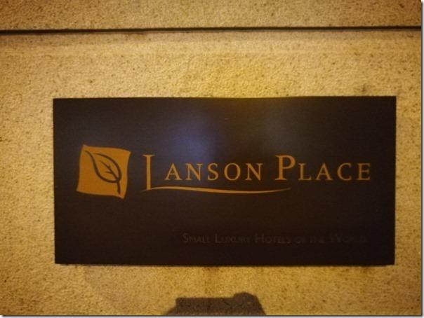 lanson01_thumb HK-Lanson Place Hotel精品飯店 服務到位環境優雅