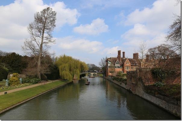 ponting08_thumb Cambridge-再見康橋 許多年後的劍橋 依舊美麗 搭船遊康河