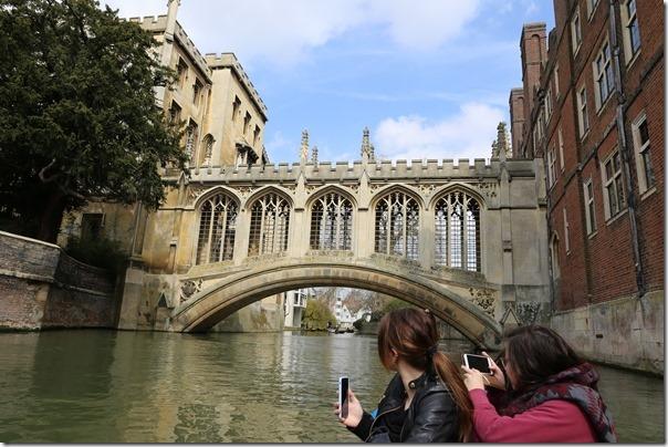 ponting17_thumb Cambridge-再見康橋 許多年後的劍橋 依舊美麗 搭船遊康河