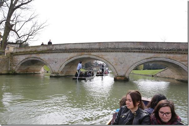 ponting23_thumb Cambridge-再見康橋 許多年後的劍橋 依舊美麗 搭船遊康河
