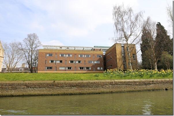 ponting28_thumb Cambridge-再見康橋 許多年後的劍橋 依舊美麗 搭船遊康河