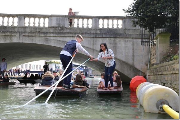 ponting34_thumb Cambridge-再見康橋 許多年後的劍橋 依舊美麗 搭船遊康河