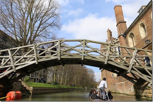ponting37_thumb Cambridge-再見康橋 許多年後的劍橋 依舊美麗 搭船遊康河