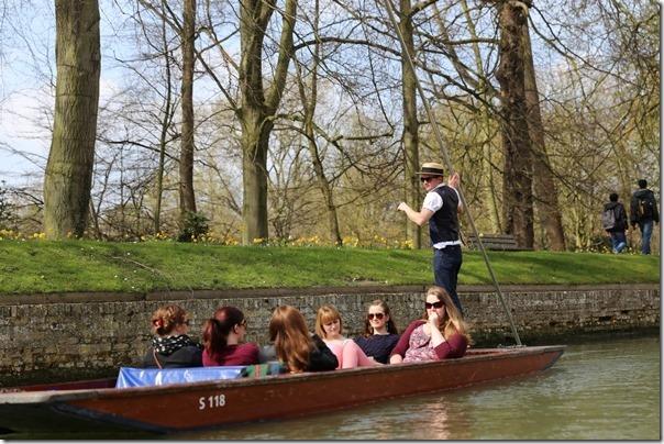 ponting39_thumb Cambridge-再見康橋 許多年後的劍橋 依舊美麗 搭船遊康河