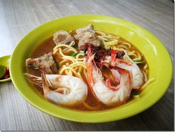 prawn-noodles07_thumb Singapore-Blanco Court Prawn Mee白蘭閣街蝦麵/東海岸五香 蝦麵香五香酥