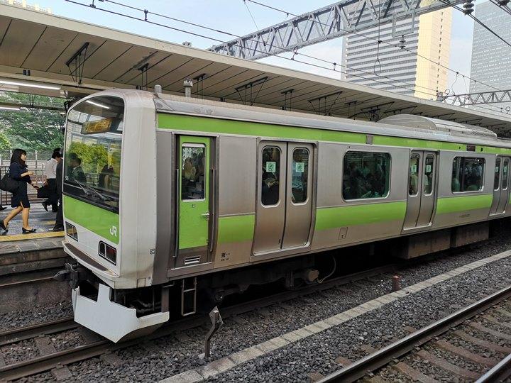 yamanote Tokyo-沿著環狀JR山手線旅行東京(更新至20190108)