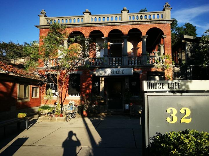 1910housecafe2 中壢-House Cafe since 1910百年紅樓 美食展覽咖啡香