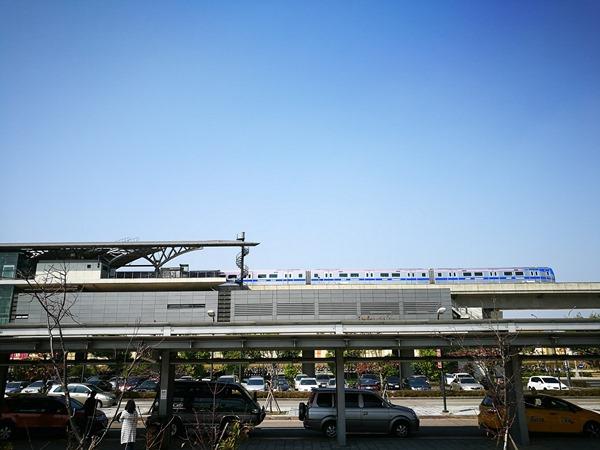 TYmetrohsr 機場捷運試營運搭乘20170218