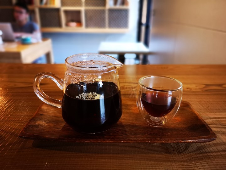 14coffee05 中壢-拾事咖啡 優雅舒適爽口單品搭可口甜點又不限時 坐下來不想走了