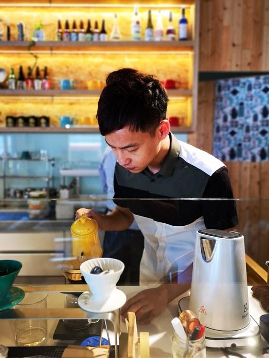 14coffee19-1 中壢-拾事咖啡 優雅舒適爽口單品搭可口甜點又不限時 坐下來不想走了