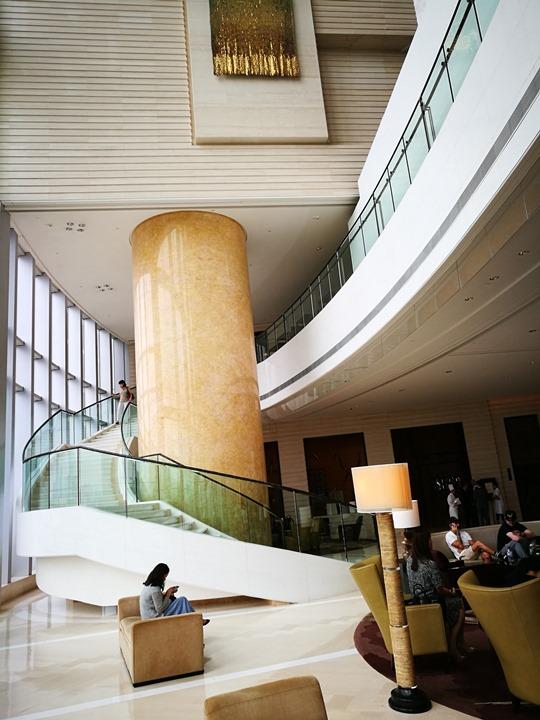 4seasons02 HK-Four Seasons Hotel久違的香港四季 溫暖的高級酒店