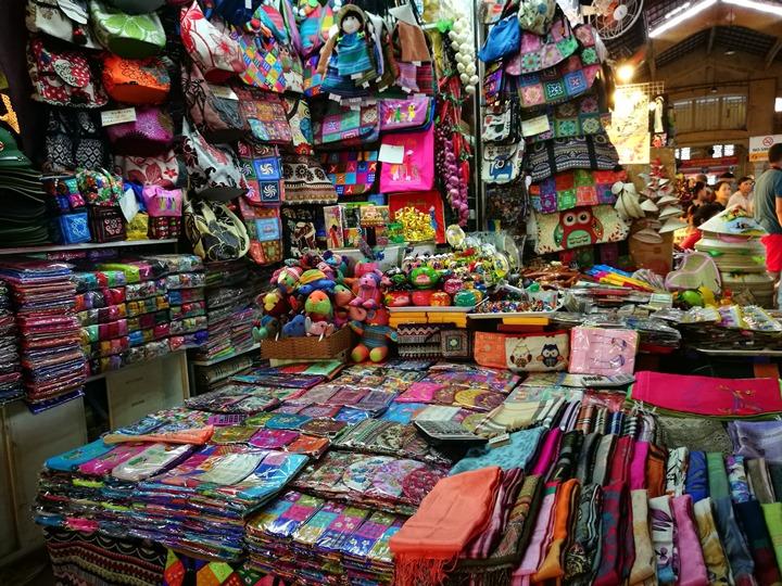 Chợ-Bến-Thành14 HoChiMinh-胡志明濱城市場Chợ Bến Thành隨便逛 傳統市場看當地人生活
