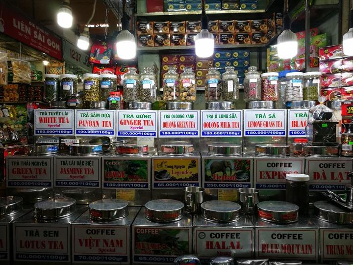 Chợ-Bến-Thành16 HoChiMinh-胡志明濱城市場Chợ Bến Thành隨便逛 傳統市場看當地人生活