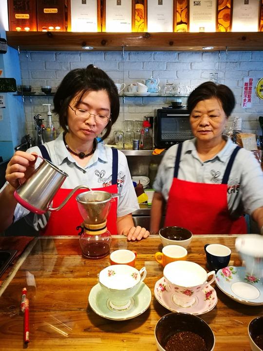 cherrycoffee10 竹南-欣樂園咖啡 小鎮也有單品咖啡香