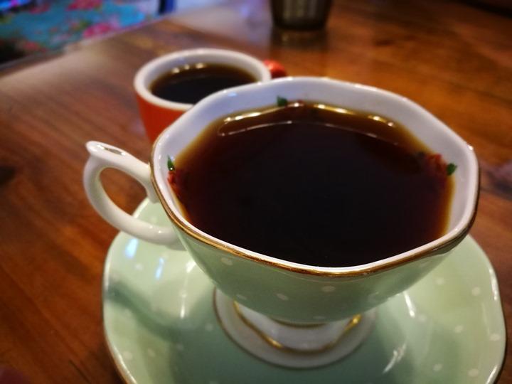 cherrycoffee11 竹南-欣樂園咖啡 小鎮也有單品咖啡香