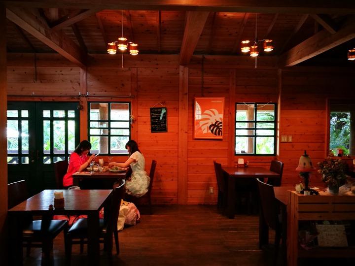 fuucafe07 Okinawa-沖繩瀨底島 綠樹環繞的隱藏版咖啡廳 Fuu Cafe自家咖啡搭配美味披薩與漢堡