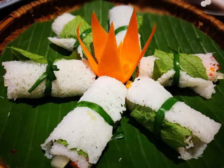 ganh11 HoChiMinh-Gánh胡志明正宗越南餐廳 燈光美氣氛佳食物普通而已 哈