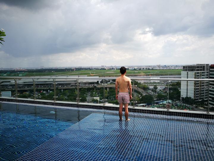 ibissaigon24 HoChiMinh-ibis hotel胡志明新山一機場