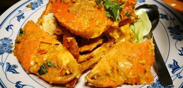 Singapore-New Ubin Seefood新加坡米其林推薦餐廳