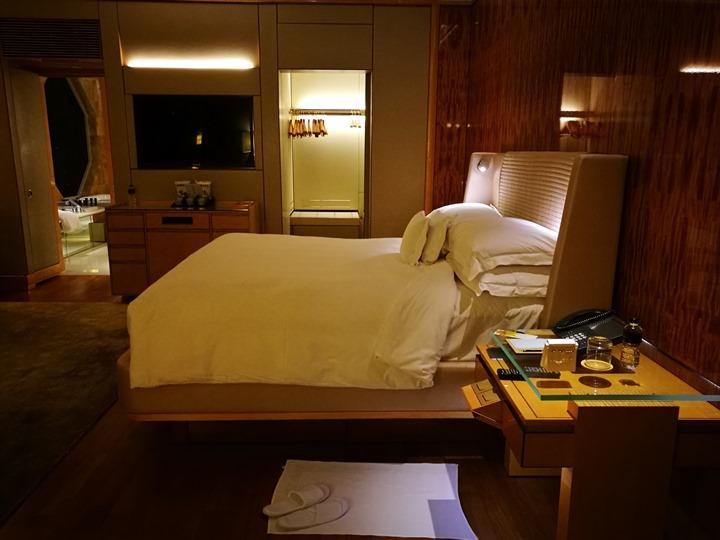 ritzcarltonsigapore001107 Singapore-Ritz Carlton心滿意足的五星級飯店 新加坡最常住的飯店之一