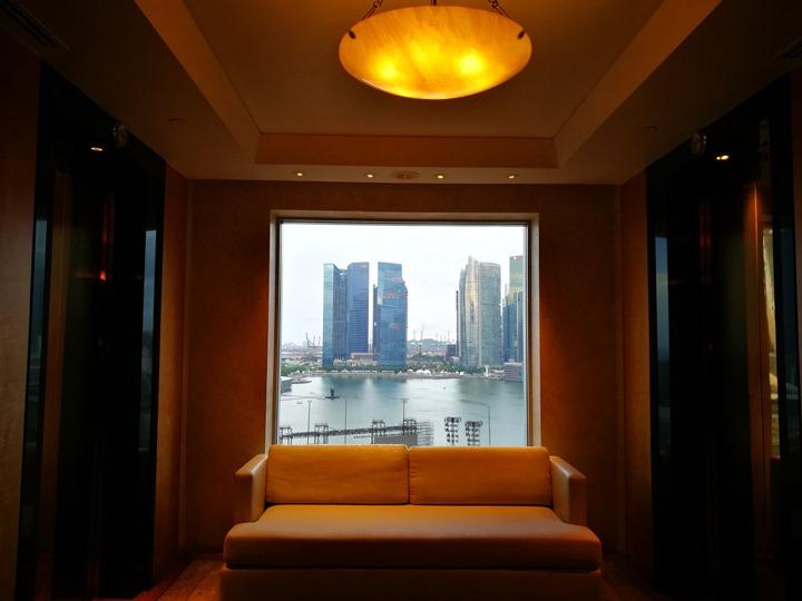 ritzcarltonsigapore001136 Singapore-Ritz Carlton心滿意足的五星級飯店 新加坡最常住的飯店之一