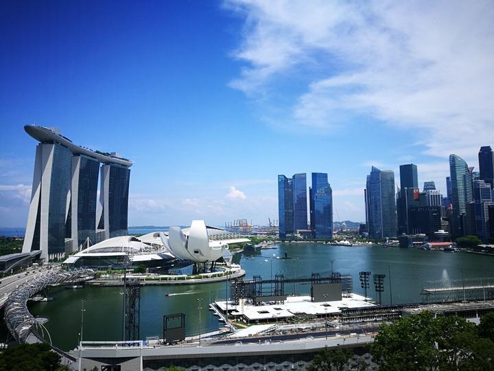 ritzcarltonsigapore001139 Singapore-Ritz Carlton心滿意足的五星級飯店 新加坡最常住的飯店之一