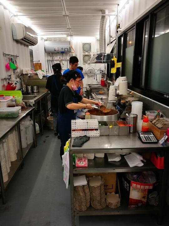 sanfu0105 竹北-三福麵線 可以正餐也可以宵夜的大腸蚵仔牛肉麵線