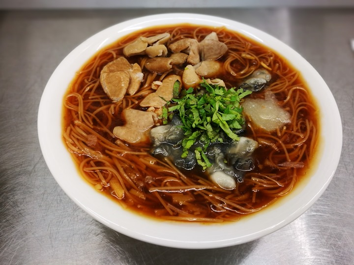 sanfuu2 竹北-三福麵線 可以正餐也可以宵夜的大腸蚵仔牛肉麵線
