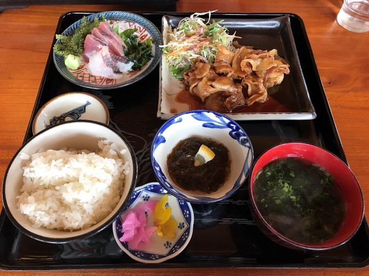 shinagu04 Okinawa-うちなーの味 石なぐ(石納格) 沖繩本部郡日式老建築裡的美味