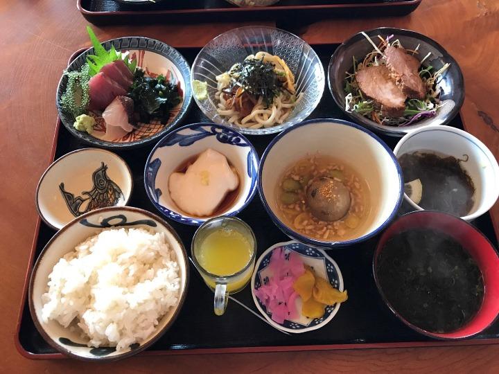 shinagu05 Okinawa-うちなーの味 石なぐ(石納格) 沖繩本部郡日式老建築裡的美味