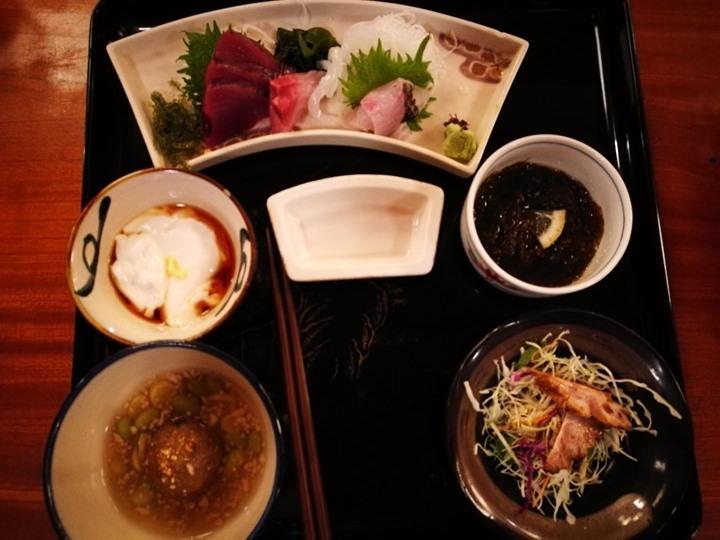 shinagu08 Okinawa-うちなーの味 石なぐ(石納格) 沖繩本部郡日式老建築裡的美味