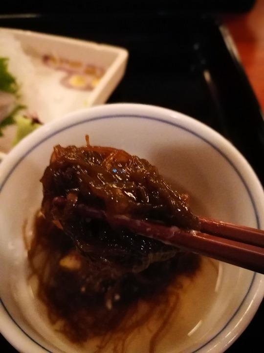 shinagu13 Okinawa-うちなーの味 石なぐ(石納格) 沖繩本部郡日式老建築裡的美味