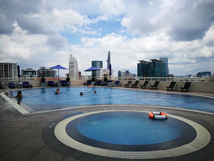 sofitel36 HoChiMinh-Sofitel Saigon Plaza舒適的空間 胡志明滿意的住宿環境