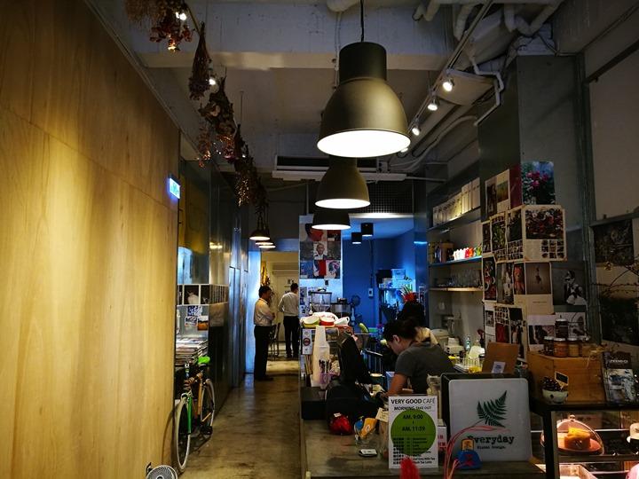 verygoodcafe07 大安-Very Good Cafe輕鬆舒適拈花惹草的咖啡空間