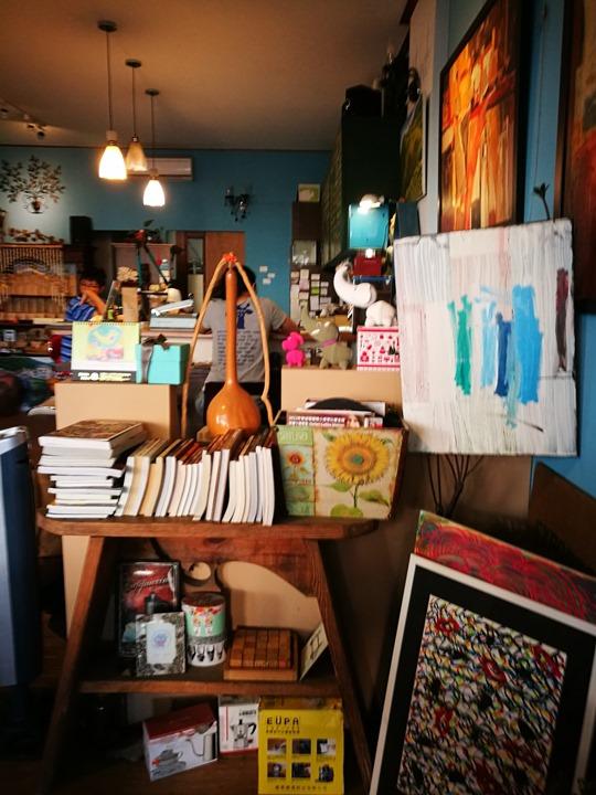 12cafe9 竹南-12咖啡 小鎮滿滿綠意文藝氣息的咖啡館