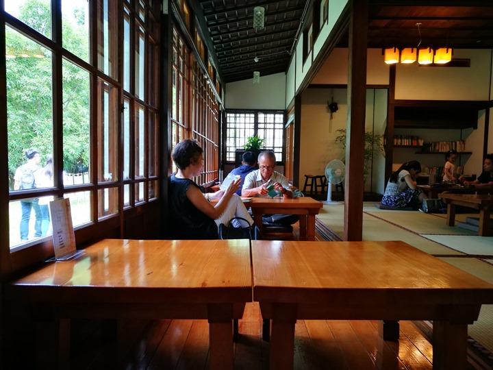 ilanliterature12 宜蘭-日式風格靜謐空間 由絢爛回歸平淡的宜蘭文學館