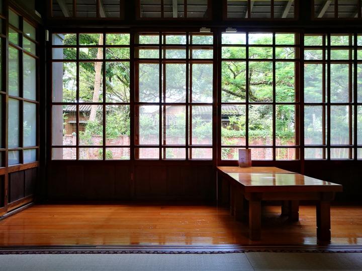 ilanliterature17 宜蘭-日式風格靜謐空間 由絢爛回歸平淡的宜蘭文學館