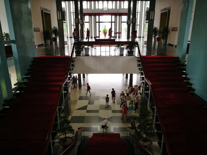 independancepalace070107 HoChiMinh-獨立宮 歷史意義大過建築之美的胡志明必訪景點