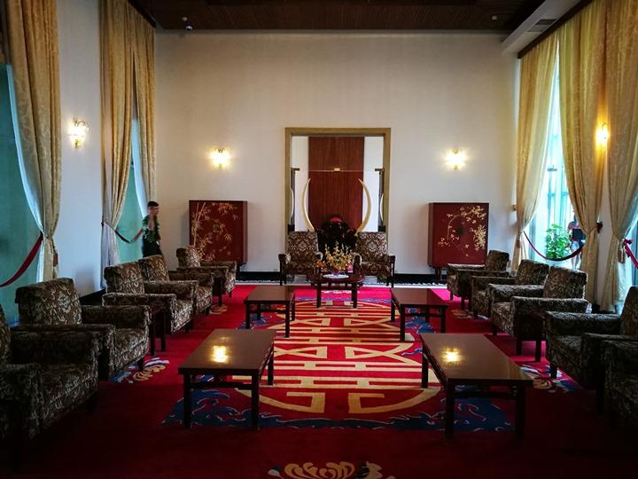 independancepalace070116 HoChiMinh-獨立宮 歷史意義大過建築之美的胡志明必訪景點