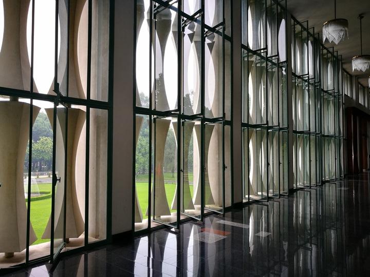 independancepalace070118 HoChiMinh-獨立宮 歷史意義大過建築之美的胡志明必訪景點