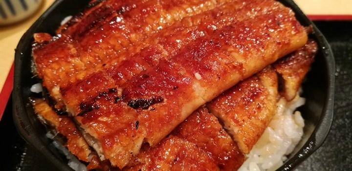 Nagoya-香樂 夏天就是要吃鰻魚飯 名古屋車站就找的到囉