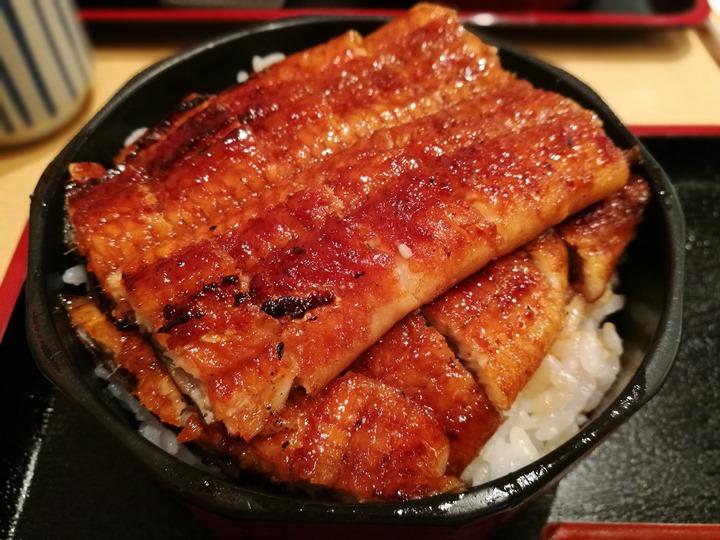 kouraku6 Nagoya-香樂 夏天就是要吃鰻魚飯 名古屋車站就找的到囉